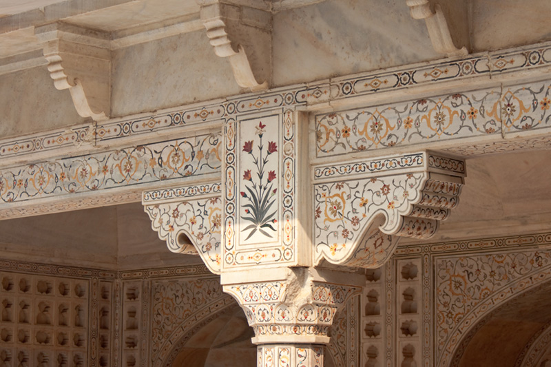 Agra Fort (detail)